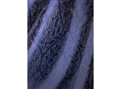 LUXUSNÍ DEKORAČNÍ LATKA 300cm tmavě-modrá